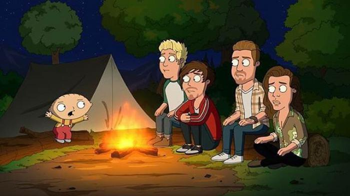I One Direction si trasformano in un cartone animato