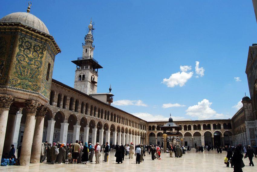 Palmira, Aleppo e Damasco, le più antiche città della Siria