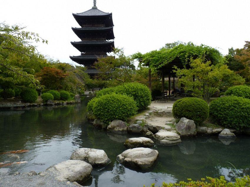 Giardino zen e yin yang: significato del bianco e nero