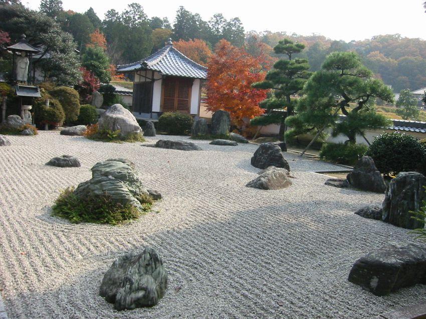 5 giardini zen da esterno tra i più belli in Giappone