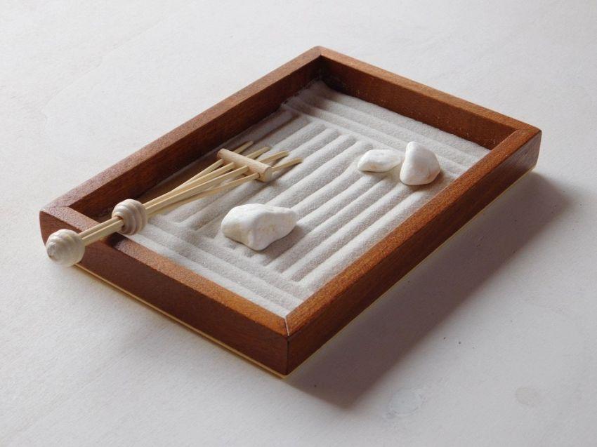 Tavolo Esterno Fai Da Te.Idee E Consigli Per Fare Giardino Zen Da Tavolo Fai Da Te Supereva