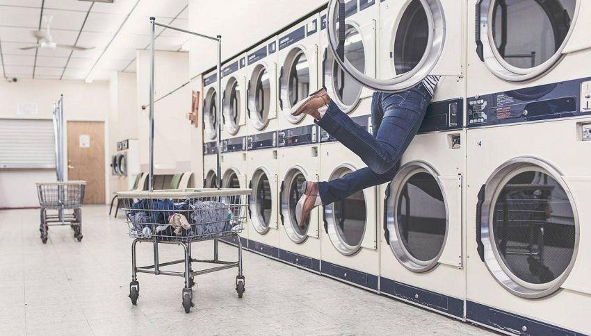 Simboli e termini di lavaggio in inglese: cosa significano