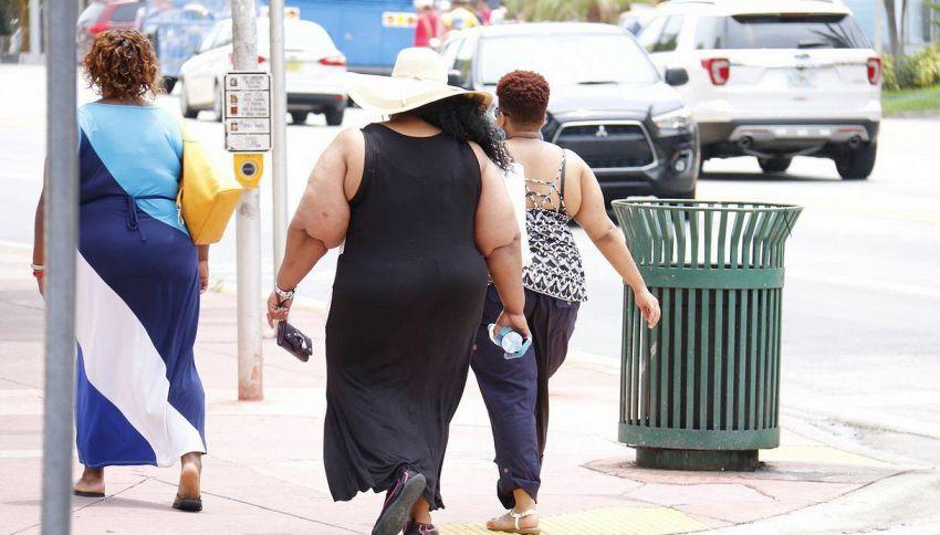 Quali sono le popolazioni più obese? Geografia dei disturbi alimentari