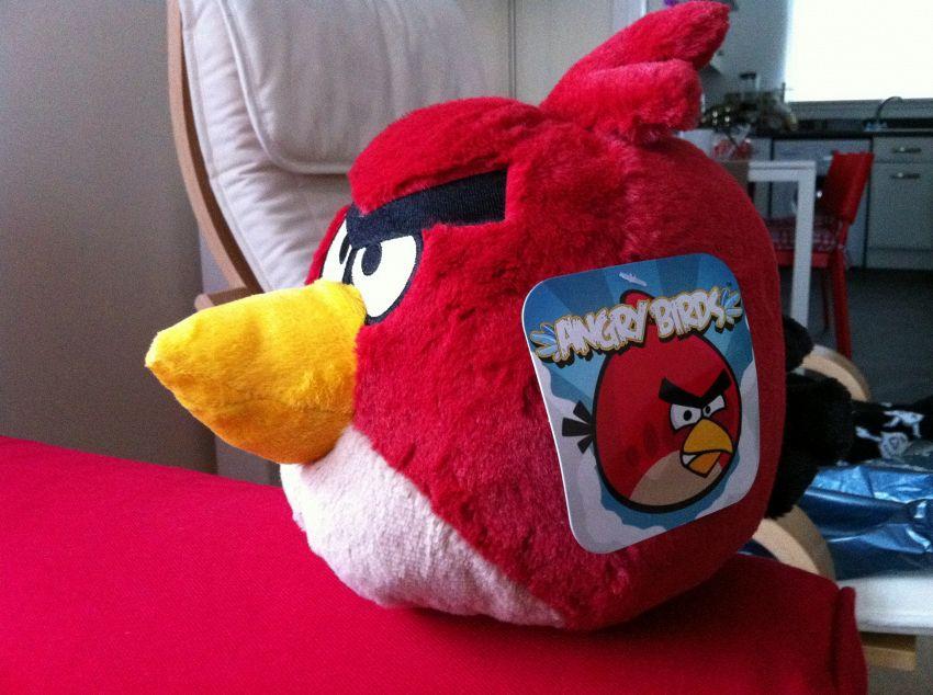 Gli Angry Birds al cinema! Il successo firmato da un'italiana