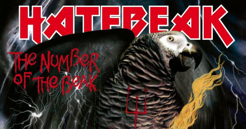 La storia di Waldo, il pappagallo metallaro al suo quarto disco