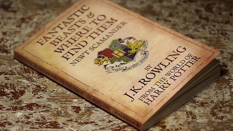JK Rowling e tutto ciò che dovete sapere sugli Animali Fantastici