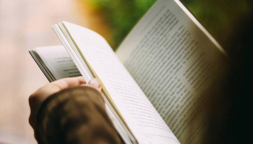 Gli amanti dei libri sono ufficialmente più affascinanti