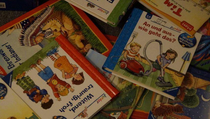 Come scegliere i libri migliori per i tuoi bambini