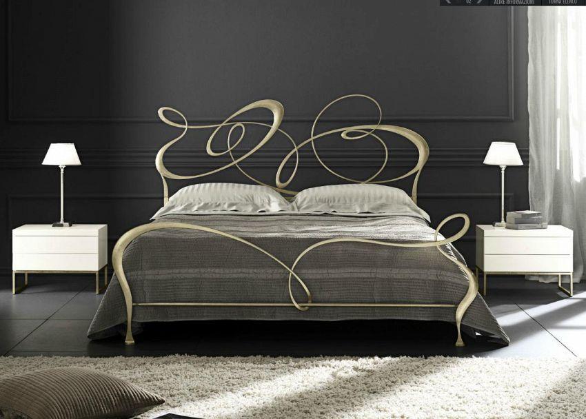 Come creare una testiera da letto in ferro battuto | superEva