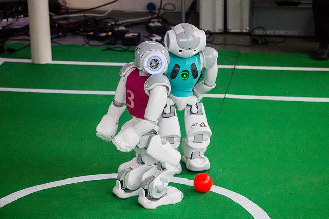 Il futuro di Fifa? I robot si allenano per la nuova stagione di calcio