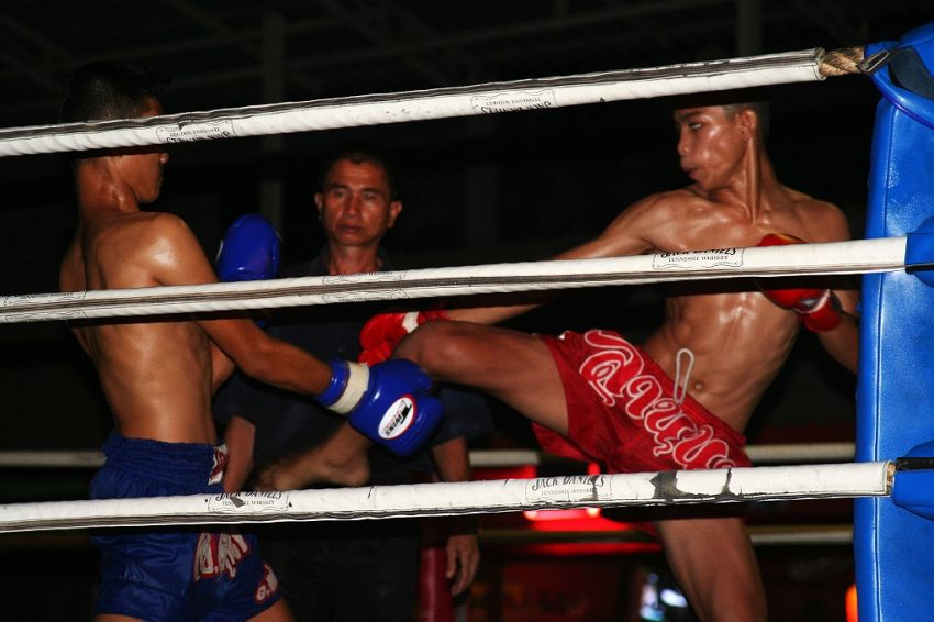 Sport: che differenza c'è tra kickboxing e muay thai