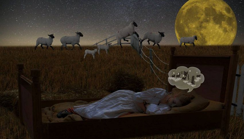 Insonnia? 10 trucchi impensabili per addormentarsi subito