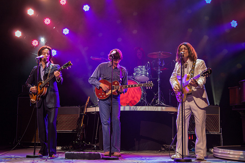 I Beatles annunciano un nuovo album live per l'autunno