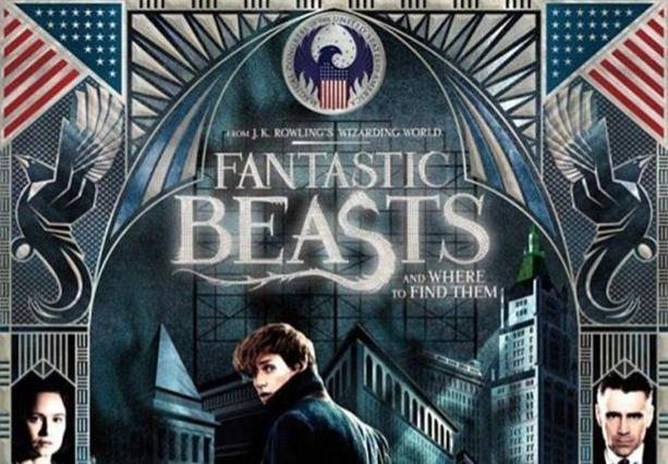 Animali Fantastici, il nuovo poster rivela altri dettagli del film