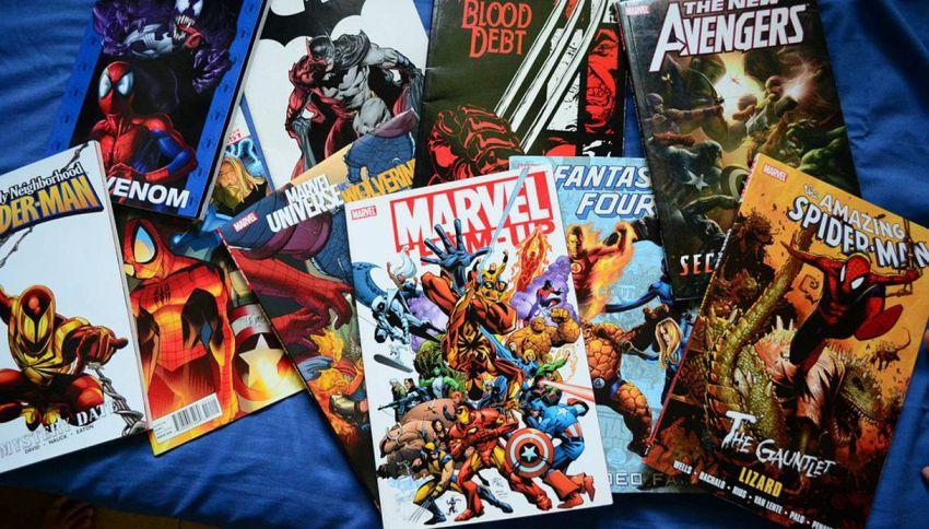 Da oggi leggere i fumetti su smartphone sarà molto più comodo