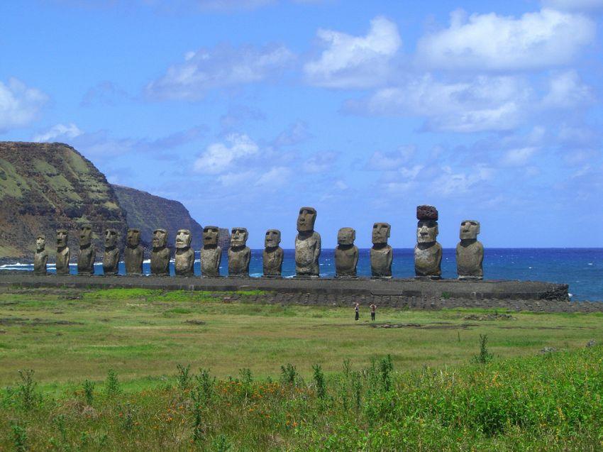 La fonte dell'eterna giovinezza esiste, si trova sull'isola di Pasqua