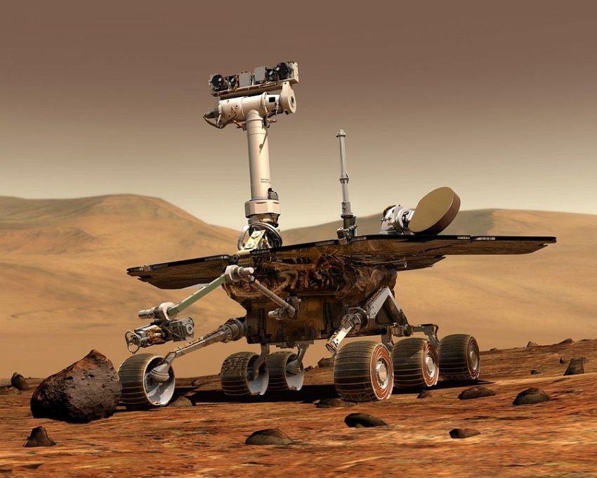 Volete guidare il robot Curiosity su Marte? Ecco il gioco della Nasa