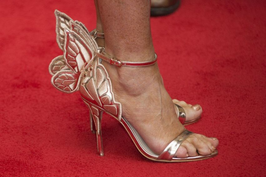Le scarpe alate di J.K. Rowling in stile Harry Potter