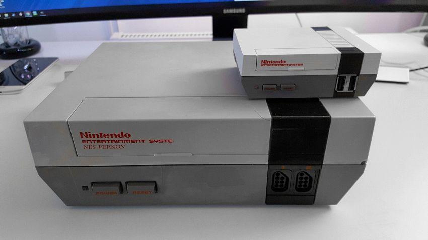 Nintendo sempre più mini, grazie a un appassionato di giochi