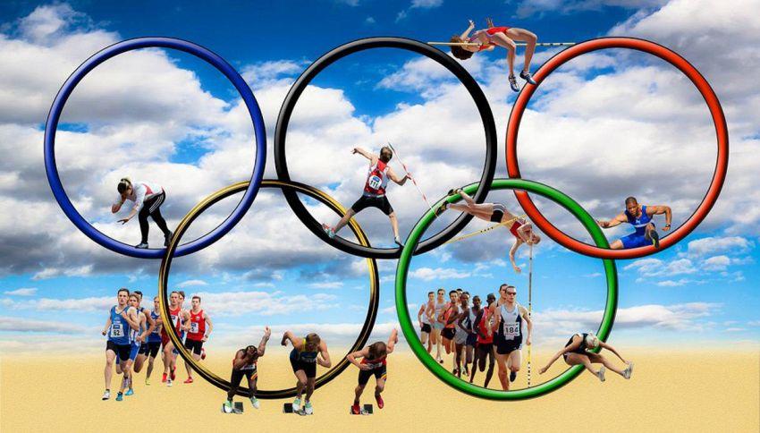 Tutte le tecnologie fantascientifiche usate dagli atleti olimpici