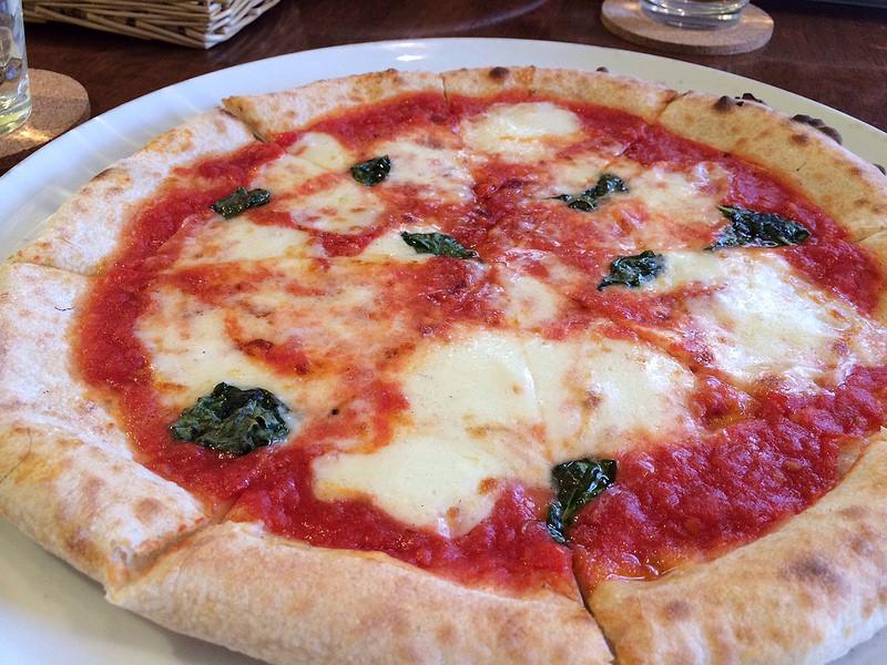 Un'equazione matematica dimostra perché la pizza è sempre poca