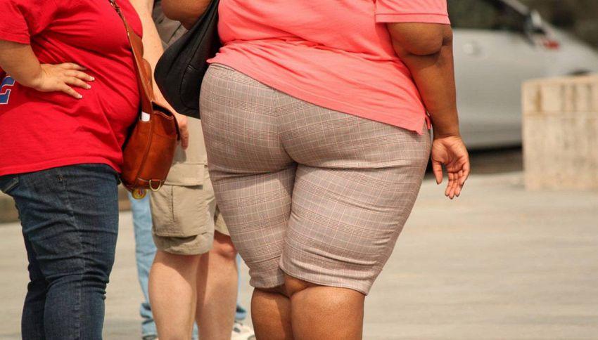 Il cervello delle persone obese invecchia prima, lo dice la scienza