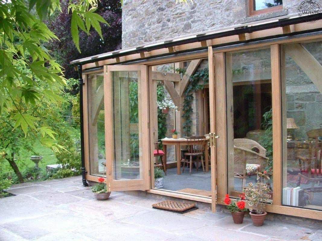 Veranda In Legno Terrazzo veranda in legno - veranda in legno prefabbricata - supereva