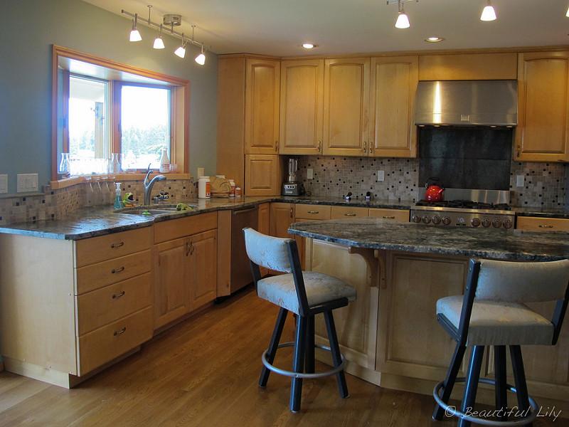 Vista interna di una cucina - Vista interna di una cucina - Supereva