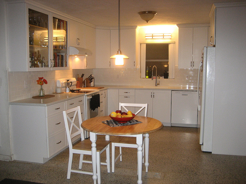 Cucine piccole: risparmiare spazio mantenendo la funzionalità