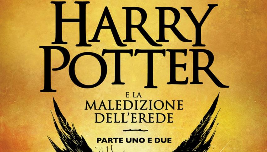 Harry Potter, dalla mezzanotte del 2 è caccia al nuovo libro