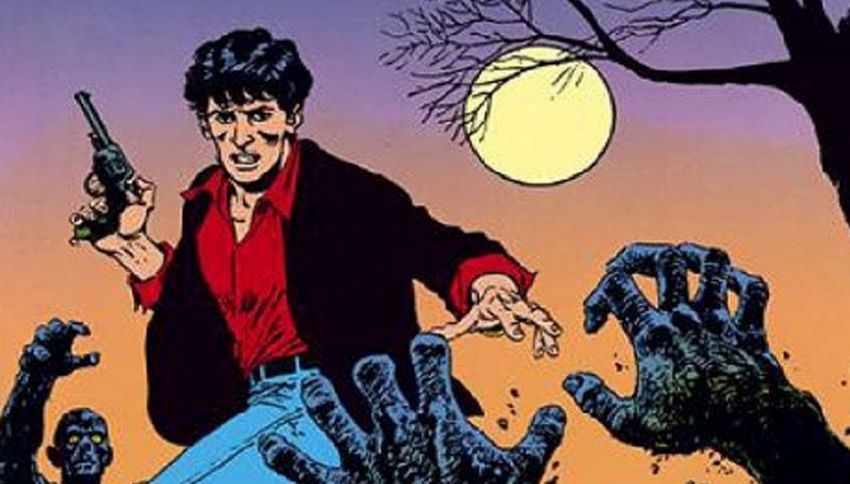 Dylan Dog compie 30 anni