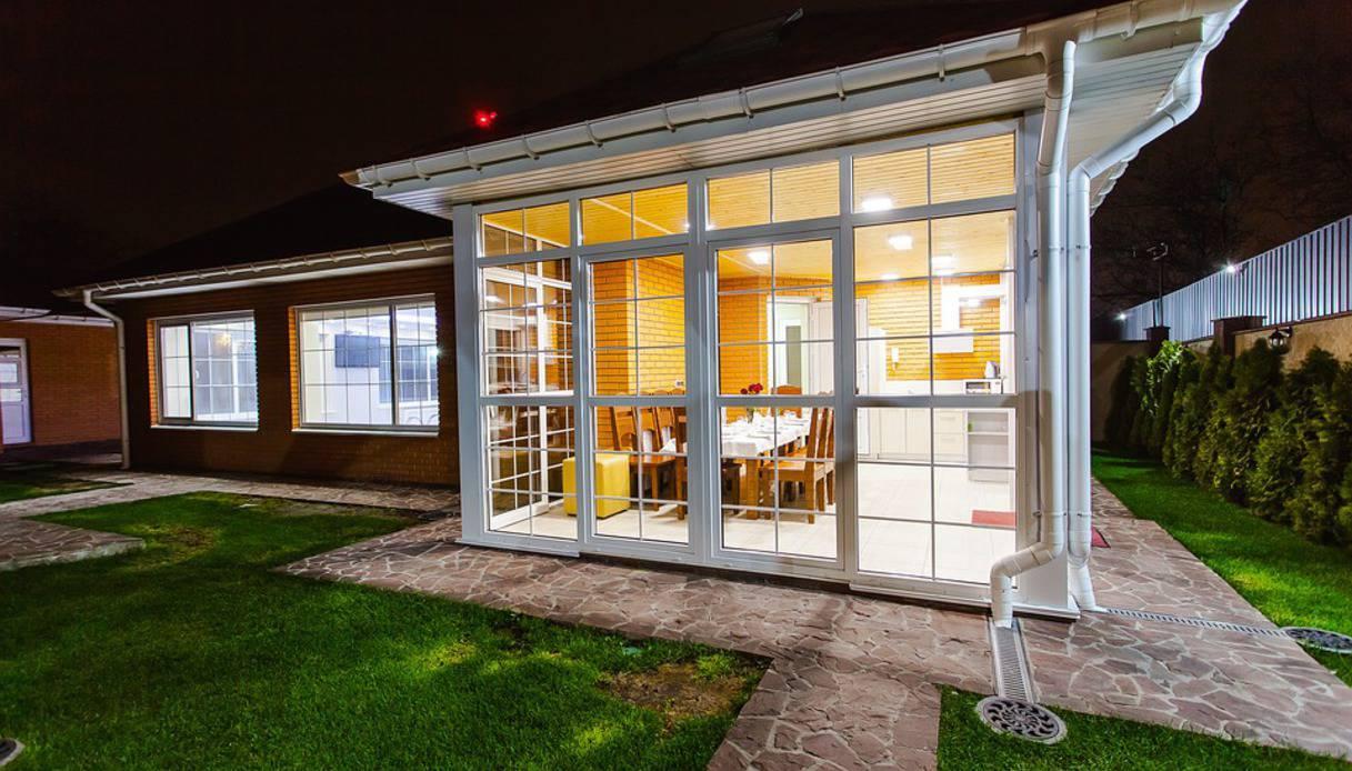 Veranda ad uso cucina - Veranda ad uso cucina - Supereva