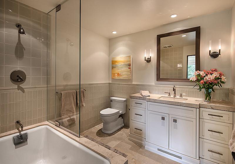Impianto di illuminazione del bagno impianto di illuminazione