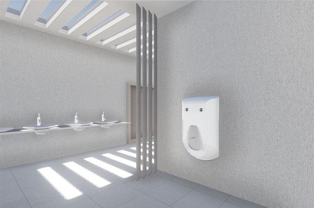 Urinary 2.0, dopo la pipì vi fa anche lo shampoo