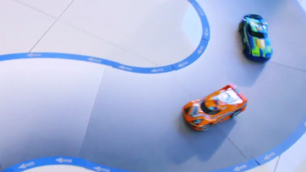 Hot Wheels, le moderne piste delle automobili con intelligenza artificiale