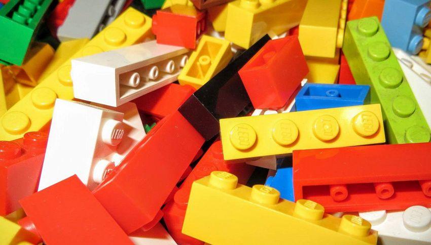 Mattoncini Lego spettacolari, ecco cosa possono fare papà e figli