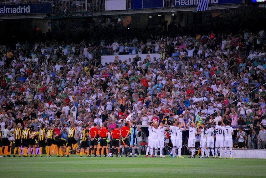 I fatturati delle squadre di calcio in Europa: Real campione anche di ricavi