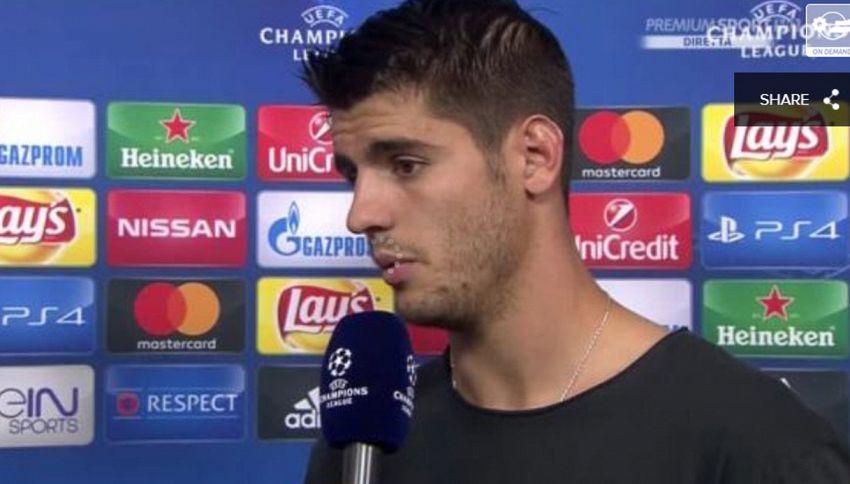 Certi amori non finiscono: Juve-Morata, mai dire mai