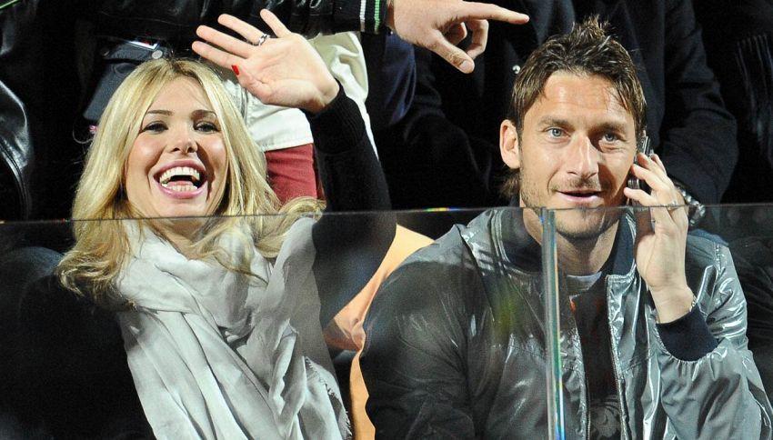 """Ilary Blasi non placa le polemiche: """"Ho scioccato Totti"""""""
