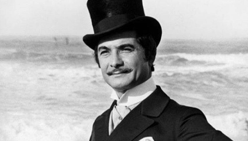 Addio Georges Descrières: morto l'attore che interpretava Arsenio Lupin