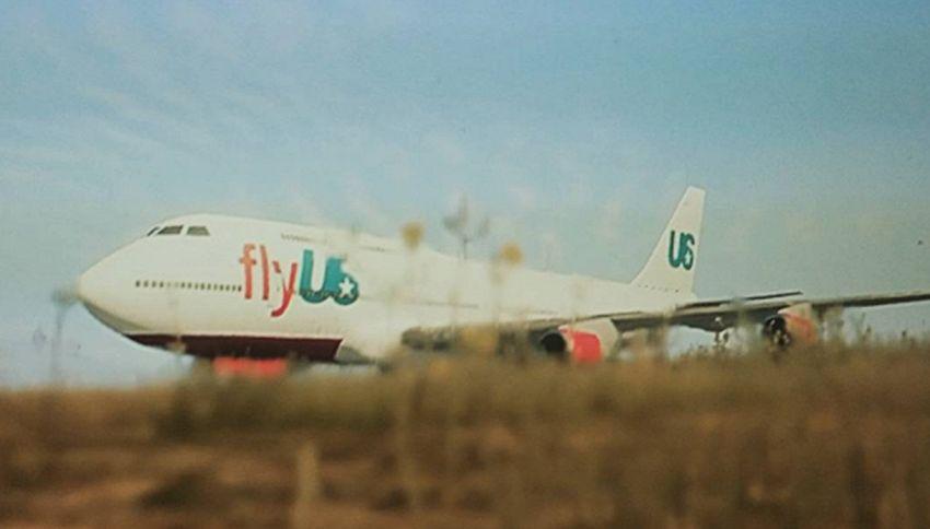 Marito e moglie litigano in aereo: il pilota atterra prima e li fa scendere
