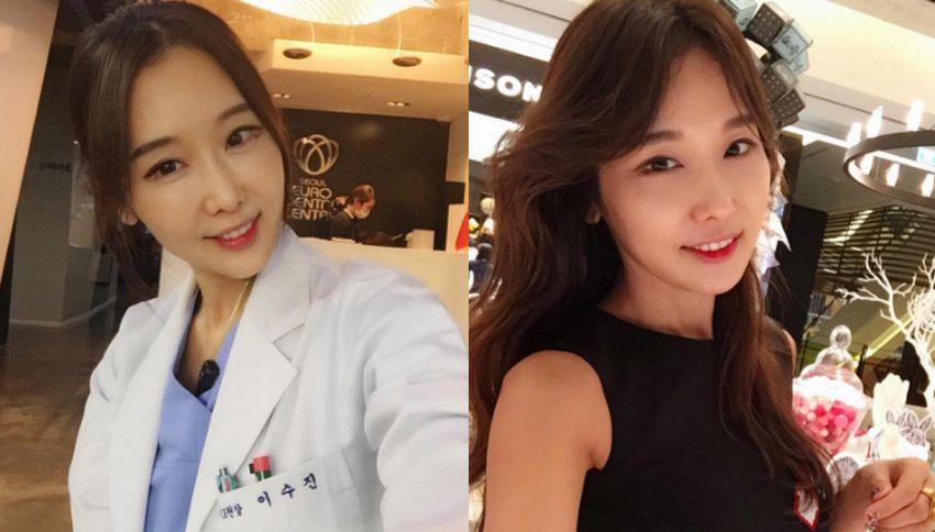 Lee Su-Jin, dentista 48enne che ne dimostra 20, nuova star di Instagram
