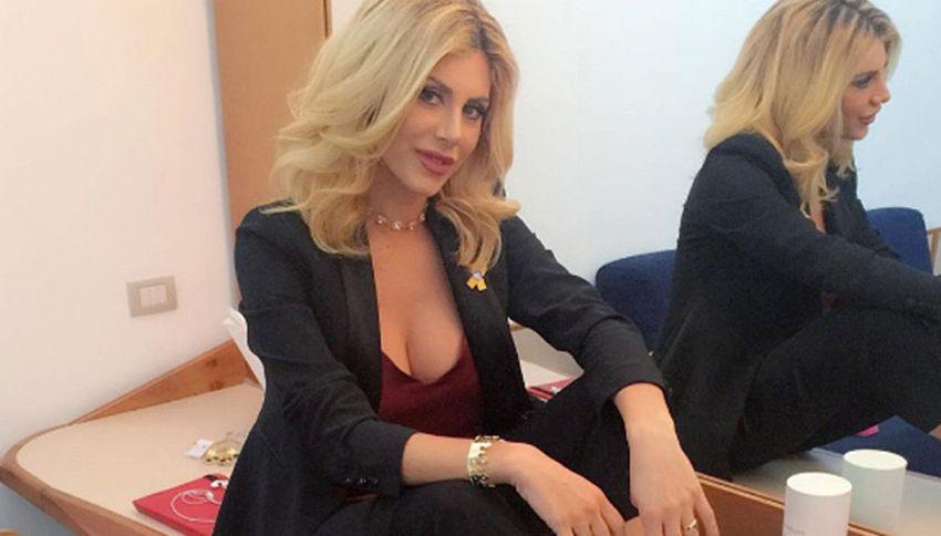 Paola Caruso, la nuova fidanzata di Niang