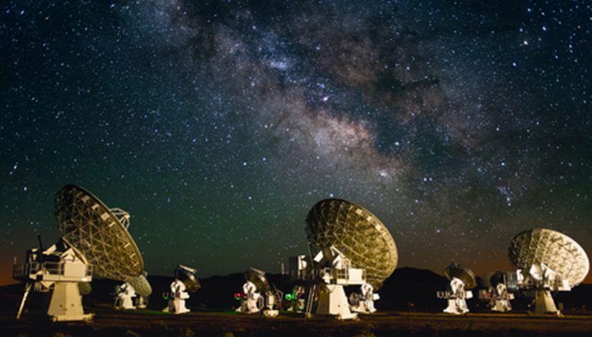 Non siamo soli nell'universo, individuati 234 segnali di origine aliena