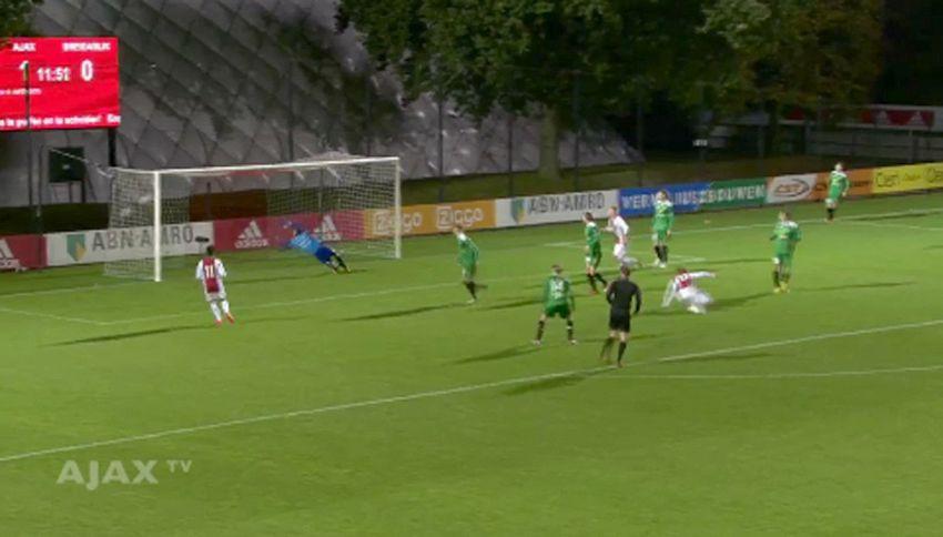Il nuovo Marco van Basten fa già sognare i tifosi olandesi