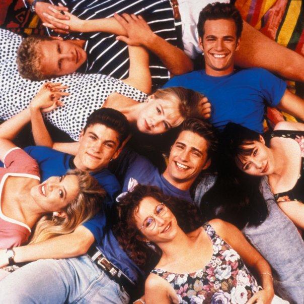 Beverly Hills 90210 dopo 16 anni: chi c'era e che fine hanno fatto gli attori