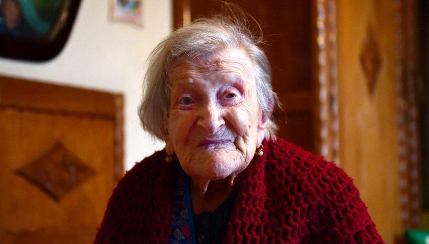 La dieta segreta di Emma Morano, la donna più vecchia al mondo