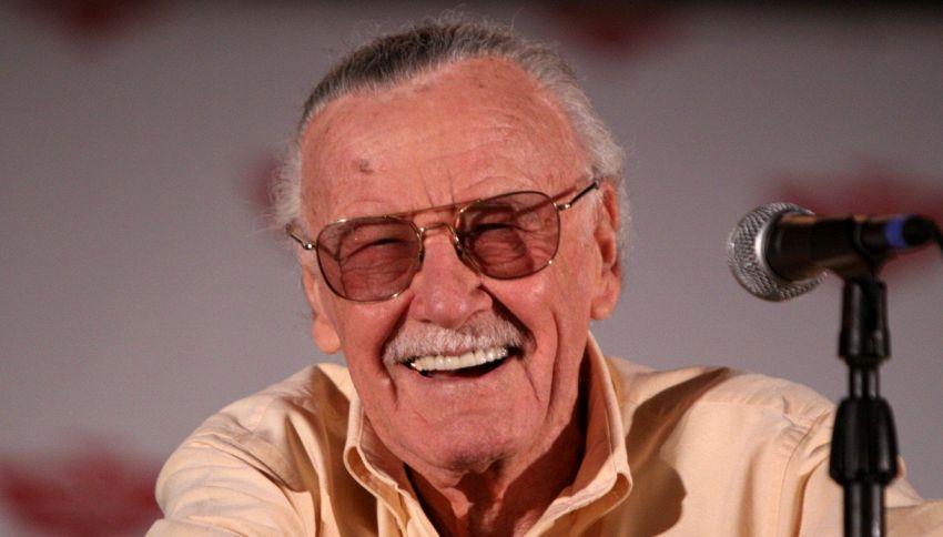 Stan Lee, l'autore numero uno di fumetti Marvel, ora scrive poesie
