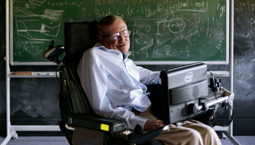 Ultimatum alla Terra: per Hawking abbiamo 100 anni per andarcene