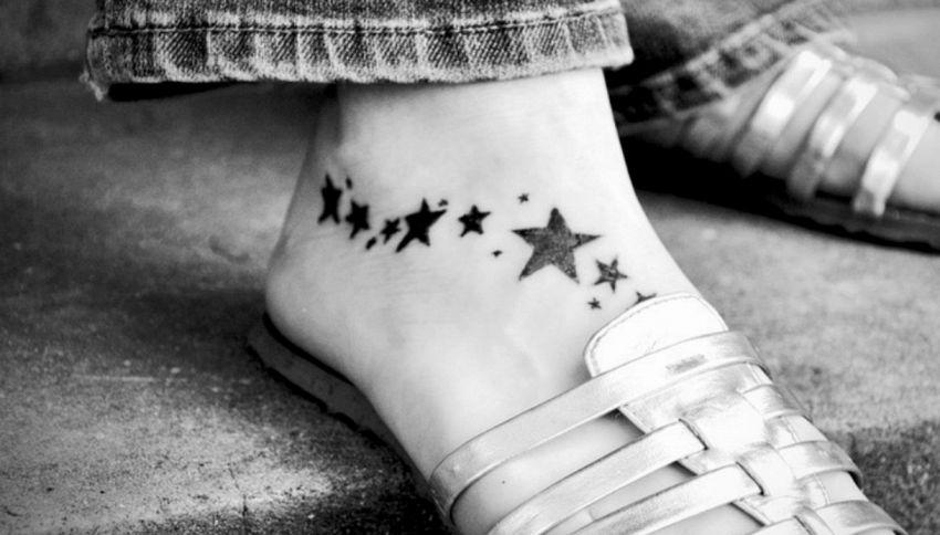 I 10 posti più dolorosi dove farsi un tatuaggio